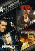 4 FILM FAVORITES (4DVD) (PRESUMED INNOCENT/FUGITIVE/FIREWALL/MOSQUITO