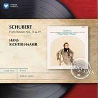 SCHUBERT: PNO SON NO14 NO19 (MASTERS SERIES)