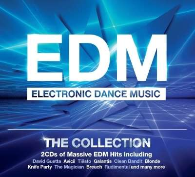 EDM: ELECTRONIC DANCE MUSIC: THE COLL (2CD)
