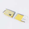 WEEKADE LET'S MINI WALLET - Yellow Wave