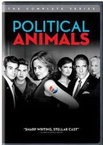 POLITICAL ANIMALS: COMPLETE SERIES (2DVD)
