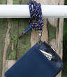 WEEKADE Tie neck strap Ver.2-Light navy