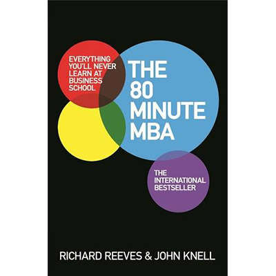 The 80 Minute MBA9781472223623
