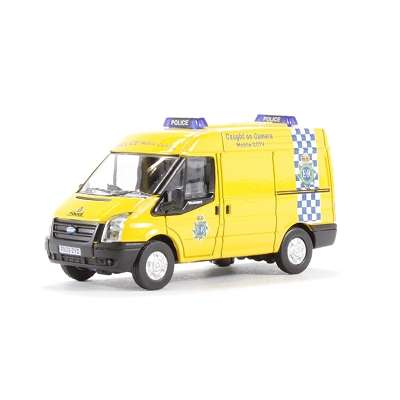 1:76 Merseyside Police Mobile Camera Ford Transit