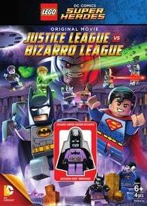 DC SUPER HEROES: JUSTICE LEAGUE VS BIZARRO LEAGUE