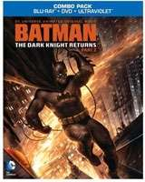 BATMAN: DARK KNIGHT RETURNS: PT2 (+DVD)