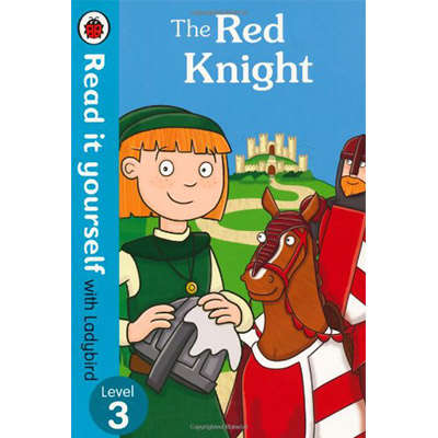 The Red Knight - Read it Yourself with Ladybird: Level 3 9780718194734