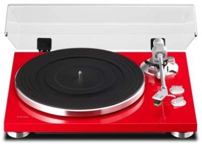 TURNTABLE (RED)