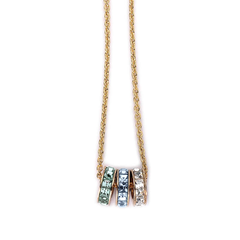 Micro Miss necklace