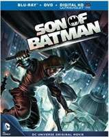 SON OF BATMAN (+DVD) (DC UNIVERSE ANIMATED ORIGINAL MOVIE)