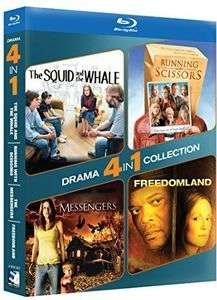 DRAMA 4 IN 1 COLL (SQUID & THE WHALE/RUNNING WITH SCISSORS/MESSENGERS/