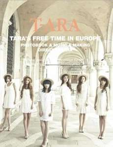 TARAS FREE TIME IN EUROPE (+DVD+/PHOTOBOOK)