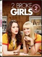 2 BROKE GIRLS: SECOND SEASON (3DVD)破產姐妹花:第2輯