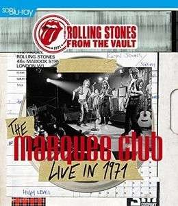 FROM THE VAULT: MARQUEE CLUB LIVE IN 1971 (+CD) (US VER)