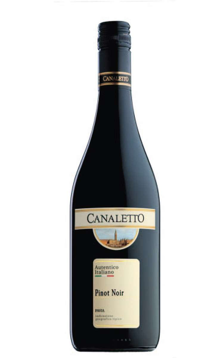 Canaletto Pinot Noir Pavia IGT