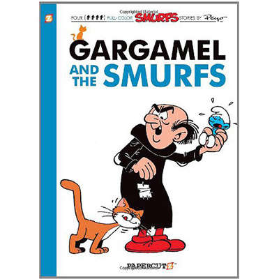 The Smurfs #9 Gargamel and the Smurfs 9781597072892