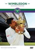 2014 WIMBLEDON: MENS FINAL: NOVAK DJOKOVIC VS ROGER FEDERER (2DVD)