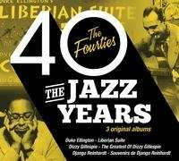 JAZZ YEARS: 40S (3CD)