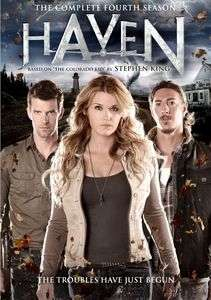 HAVEN: COMPLETE FOURTH SEASON (4DVD)