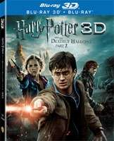 HARRY POTTER & THE DEATHLY HALLOWS: PT2 (2D + 3D VER) (3BR)哈利波特: