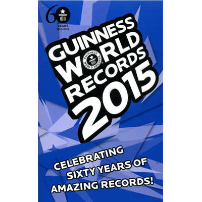 Guinness World Record 2015