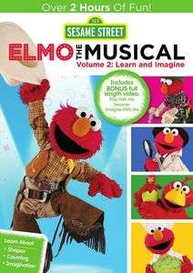 ELMO THE MUSICAL 2