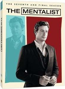MENTALIST: COMPLETE SEVENTH & FINAL SEASON (3DVD)