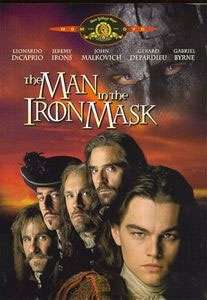 MAN IN THE IRON MASK (AC3/WIDE)