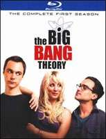 BIG BANG THEORY: COMPLETE FIRST SEASON (REPACKAGED)