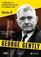 GEORGE GENTLY: SERIES 6 (4DVD)