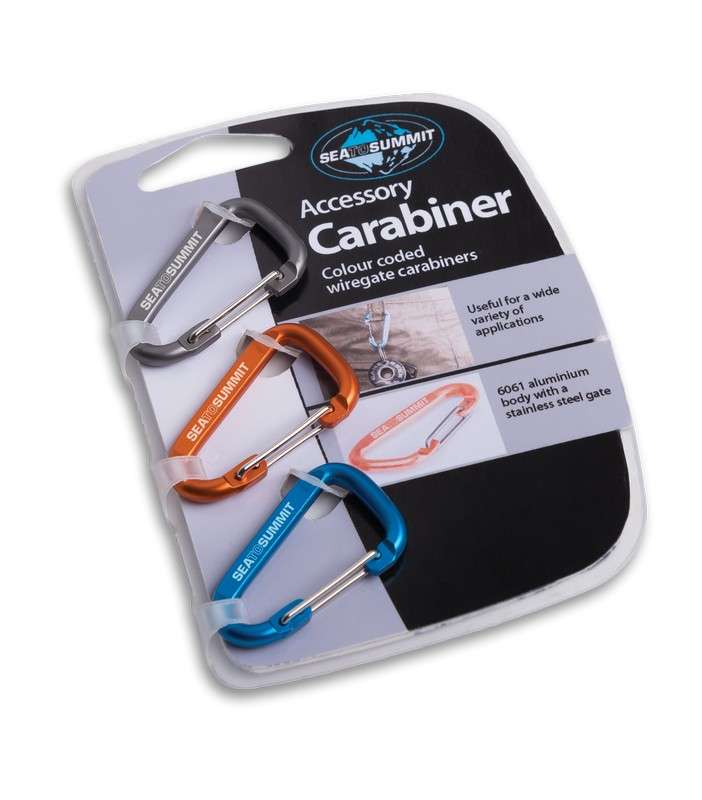 Accessory Carabiner 3 Pack-AABINER3