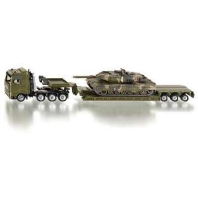 1/87 Siku 1872 Heavy Haulage Truck with Tank