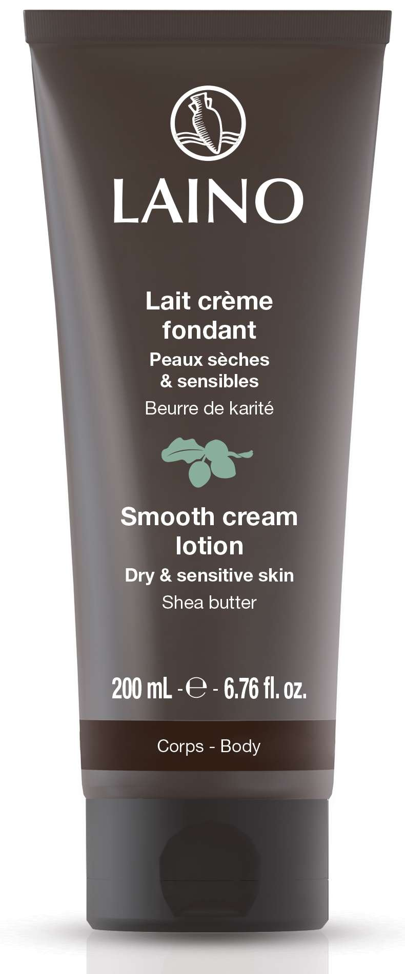 Smooth cream body lotion Shea butter