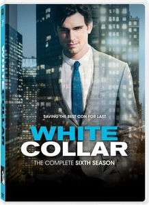 WHITE COLLAR: COMPLETE SIXTH SEASON (2DVD)