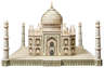 Tula Moon: Taj Mahal 3D Puzzle (216 Pieces)