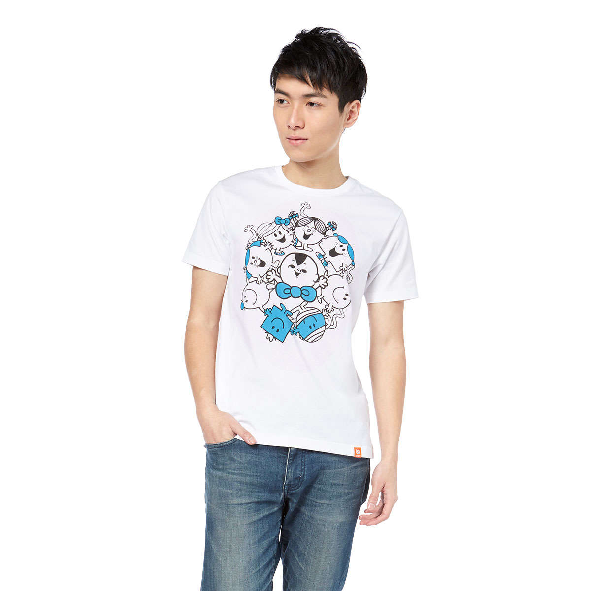 Mr.Men Little Miss Unisex Tee