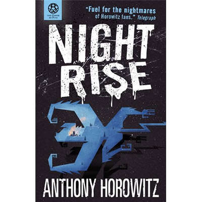 Nightrise (The Power of Five Book 3) 9781406338874