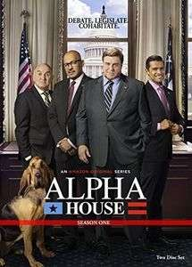 ALPHA HOUSE: SEASON 1 (2DVD)