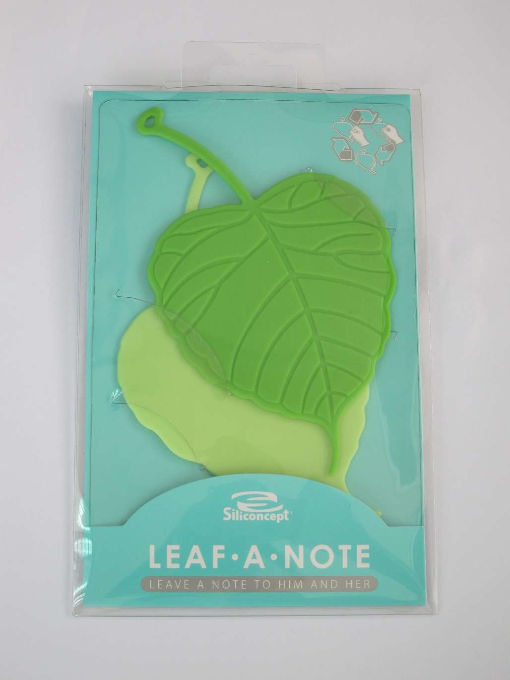 Eco Memo - L-a-note Linden - Green