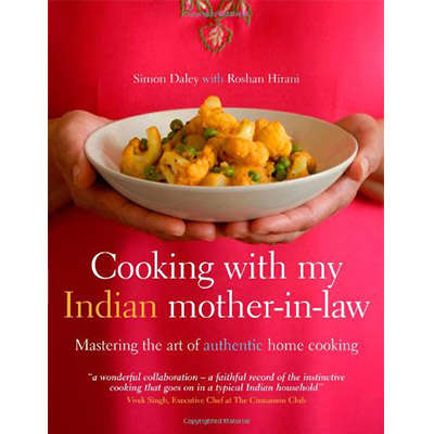 Cooking with My Indian Mother-in-law 9781862057999