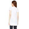 Panda on small pouch Lady Slim Long Tee