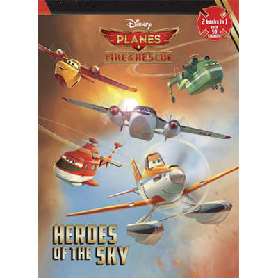 Heroes of the Sky/ High-Flying Friends 9780736432313