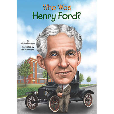 Who Was Henry Ford?9780448479576