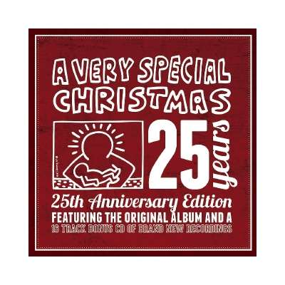 VERY SPECIAL CHRISTMAS (25TH ANNIVERSARY ED) (2CD)