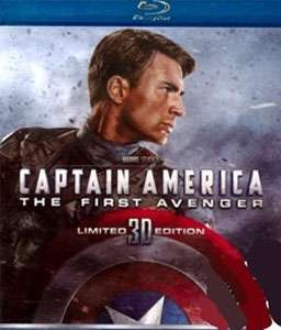 CAPTAIN AMERICA: FIRST AVENGER (3D VER)美國隊長:復仇者先鋒
