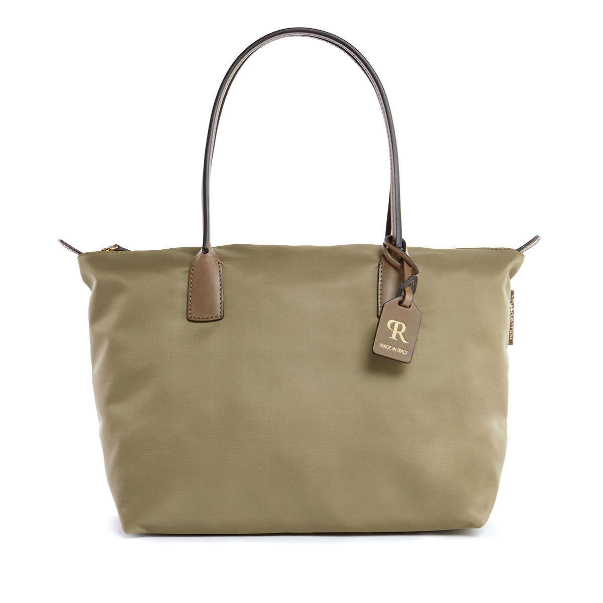 Robertina Monochrome Taupe - Large Tote