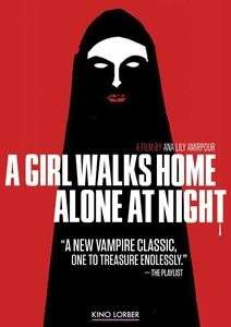 GIRL WALKS HOME ALONE AT NIGHT