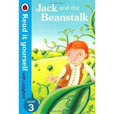Jack and the Beanstalk (Read It Yourself Level 3) 9780723273004