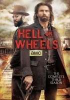 HELL ON WHEELS: COMPLETE THIRD SEASON (3DVD)