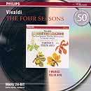 VIVALDI: 4 SEASONS & L AMOROSO